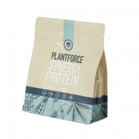PlantForce Synergy Vanilla - 400g