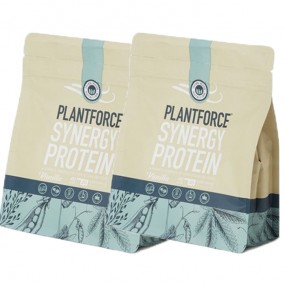 PlantForce Synergy Vanilla - 2 X 400g
