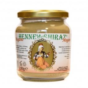 HENNE' de SHIRAZ 150g Castano