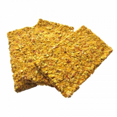 Crackers crudisti bio con Crauti 160g