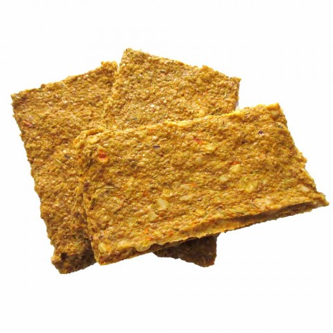Crackers crudisti bio senza sale 160g