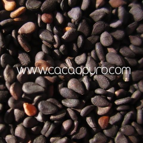 Semi di sesamo nero bio - 250g
