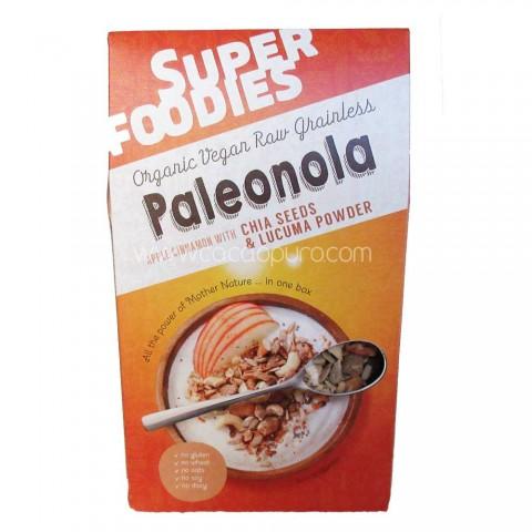Paleonola bio Mela & Cannella - 200g