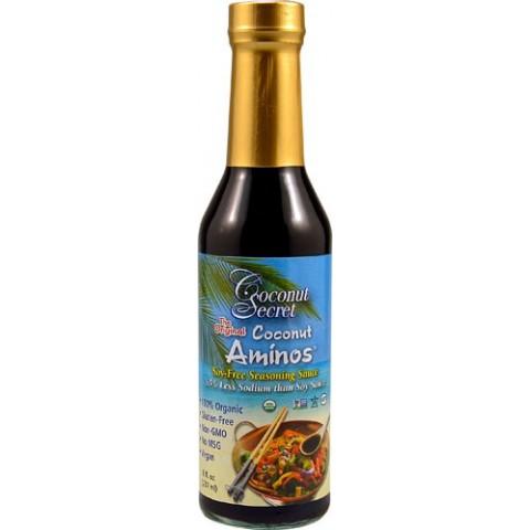 COCONUT AMINOS Aminoacidi del Cocco bio 237ml