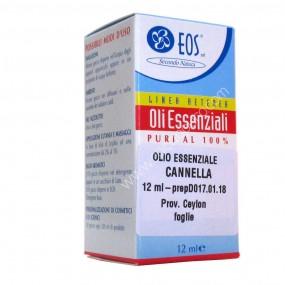 Olio essenziale di Cannella di Ceylon - 12ml