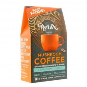 Mushroom Coffee Relax bio