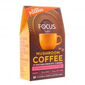 Mushroom Coffee Focus bio