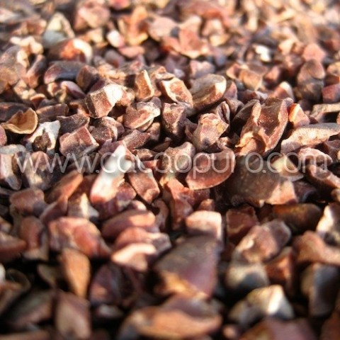 Granella di Cacao bio - Cacao Nibs - 500g