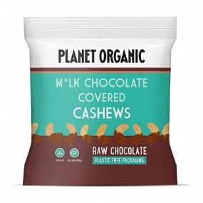 Anacardi ricoperti al cioccolato 30g