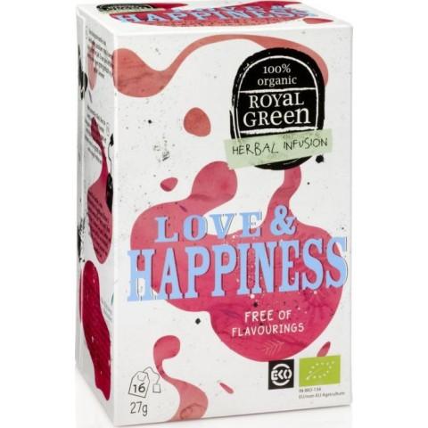 Royal Green Organic Love & Happiness