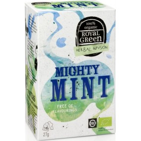 Royal Green Organic Mighty Mint