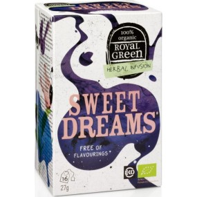Royal Green Organic Sweet Dreams