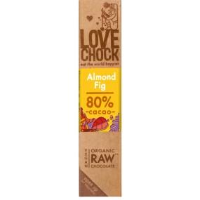 Cioccolato Fondente 81% Pecan & Maca 40g