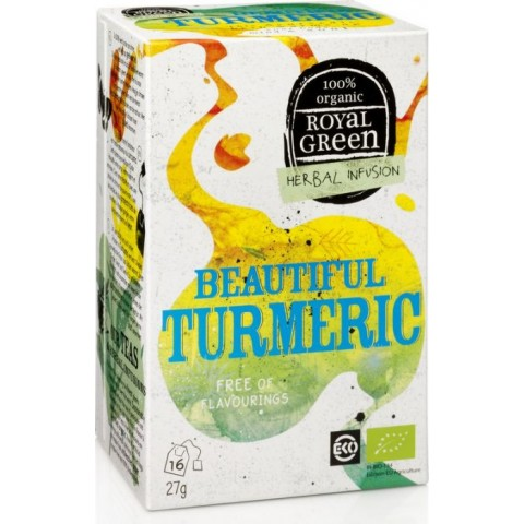 Royal Green Organic Beautiful Turmeric