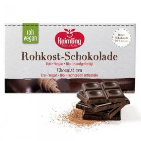 Tavoletta Cioccolato crudo fondente 70g