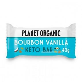 Barretta keto planet organic Bourbon Vanilla - 40g