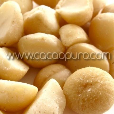 Noci di Macadamia bio intere sgusciate - 200g
