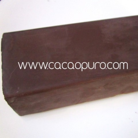 Cacao Liquor - Pasta di Cacao Crudo bio - 500g in panetto