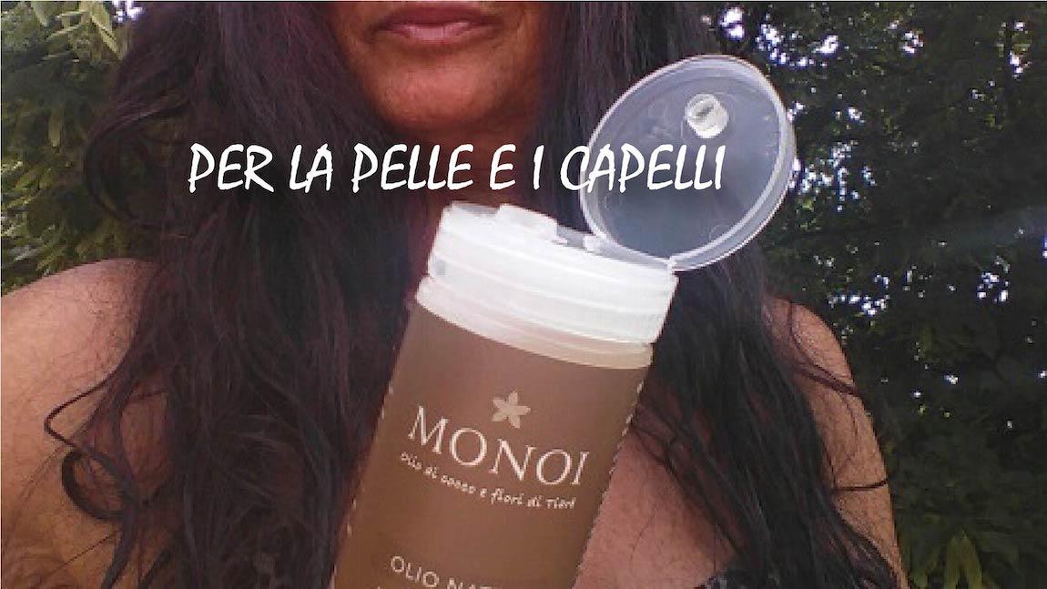 CACAOPURO-OLIO DI MONOI
